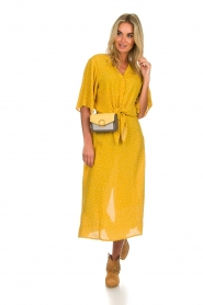 Smaak Amsterdam :  Mini shoulderbag Senn | yellow - img3