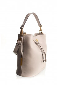 Smaak Amsterdam |  Leather bucket bag Fred | natural  | Picture 3