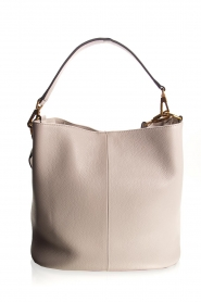 Smaak Amsterdam |  Leather bucket bag Fred | natural  | Picture 4
