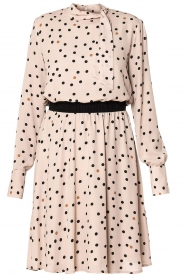 Kocca | Dress with dots Juice | natural  | Picture 1