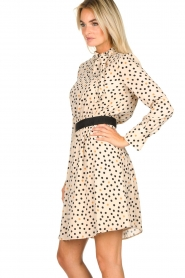 Kocca | Dress with dots Juice | natural  | Picture 4