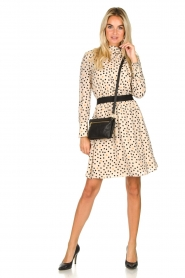 Kocca | Dress with dots Juice | natural  | Picture 3