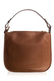 Smaak Amsterdam |  Leather shoulder bag Sanne | camel  | Picture 4