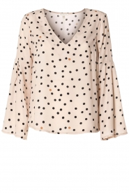 Kocca | Flared blouse Jill | natural  | Picture 1