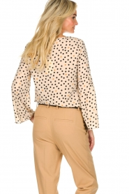 Kocca | Flared blouse Jill | natural  | Picture 5