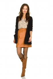 Kocca | Flared blouse Jill | natural  | Picture 6