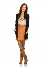 Kocca | Flared blouse Jill | natural  | Picture 3