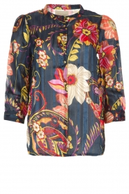 Lolly's Laundry |  Floral blouse Amalie | multi  | Picture 1
