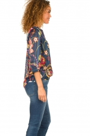 Lolly's Laundry |  Floral blouse Amalie | multi  | Picture 5