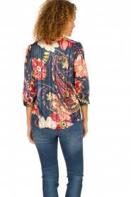 Lolly's Laundry |  Floral blouse Amalie | multi  | Picture 6