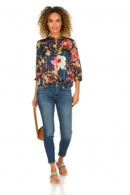 Lolly's Laundry |  Floral blouse Amalie | multi  | Picture 3