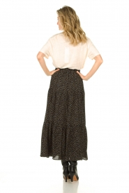 Lolly's Laundry | Skirt with dots Bonny | black  | Picture 6