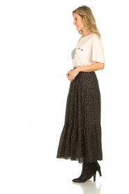 Lolly's Laundry | Skirt with dots Bonny | black  | Picture 5