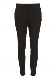 Aaiko |  Classic trousers Parien | black  | Picture 1