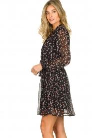 Aaiko   Dress with print Ceska   black    Picture 4