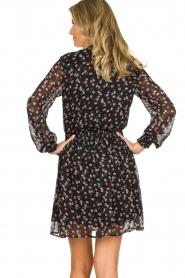 Aaiko   Dress with print Ceska   black    Picture 5