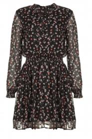 Aaiko   Dress with print Ceska   black    Picture 1