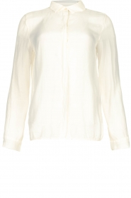 Aaiko |  Basic blouse Marta | white  | Picture 1