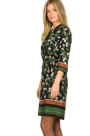 Aaiko |  Floral dress Fani   | Picture 4