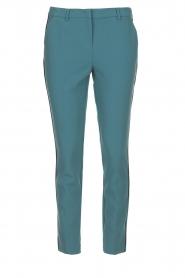 Aaiko |  Classic trousers Parien | blue  | Picture 1