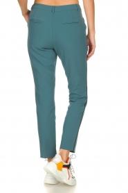 Aaiko |  Classic trousers Parien | blue  | Picture 5