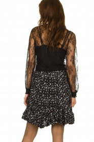 Aaiko | Lace top Sarah | black  | Picture 5