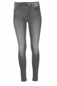Fracomina | Skinny jeans Louise | grey  | Picture 1