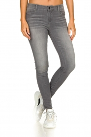Fracomina | Skinny jeans Louise | grey  | Picture 2