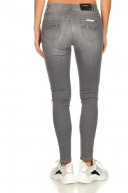 Fracomina | Skinny jeans Louise | grey  | Picture 6