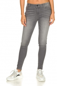 Fracomina | Skinny jeans Louise | grey  | Picture 4