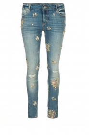 Fracomina | Skinny jeans Babette | blue  | Picture 1