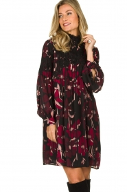 Fracomina |  Floral dress with embroideries Rowan | multi  | Picture 5