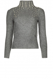 Fracomina |  Sweater Kirsty | grey  | Picture 1