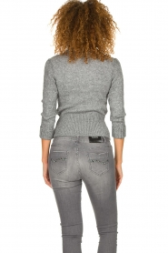 Fracomina |  Sweater Kirsty | grey  | Picture 6