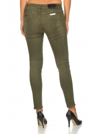 Fracomina | Pants Katy | green  | Picture 5