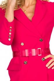 ELISABETTA FRANCHI |  Blazer dress Sonia | pink  | Picture 6