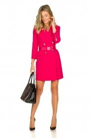 ELISABETTA FRANCHI |  Blazer dress Sonia | pink  | Picture 3