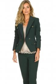 ELISABETTA FRANCHI | Blazer Michelle | green  | Picture 2