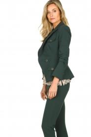 ELISABETTA FRANCHI | Blazer Michelle | green  | Picture 4