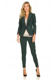 ELISABETTA FRANCHI | Blazer Michelle | green  | Picture 3