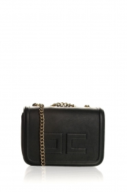 ELISABETTA FRANCHI | Faux leather handbag Riana | dark green  | Picture 1