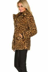 OAKWOOD |  Coat with animal print Leopard | animal  | Picture 4