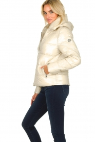 OAKWOOD |  Down jacket Pump | natural  | Picture 5