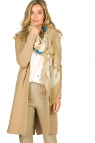 Moment by Moment | Scarf Eva | camel  | Picture 2