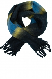 Moment by Moment | Scarf Nienke | blue  | Picture 1