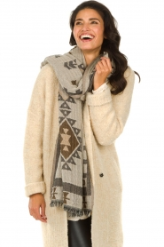 Moment by Moment | Scarf Mandy | grey  | Picture 2