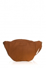 Depeche |  Leather fanny pack Lie | camel  | Picture 4