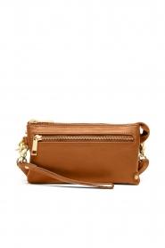 Depeche | Leather shoulder bag | cognac  | Picture 2