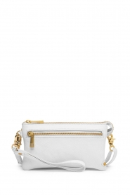 Depeche | Leather shoulder bag Karin | white  | Picture 1
