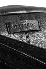 Depeche |  Leather fanny pack Nicol | black  | Picture 7
